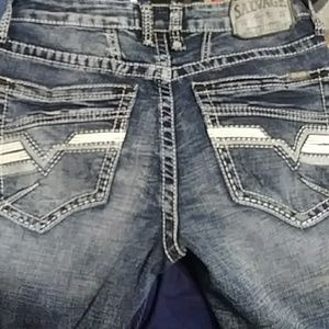 Salvage jeans